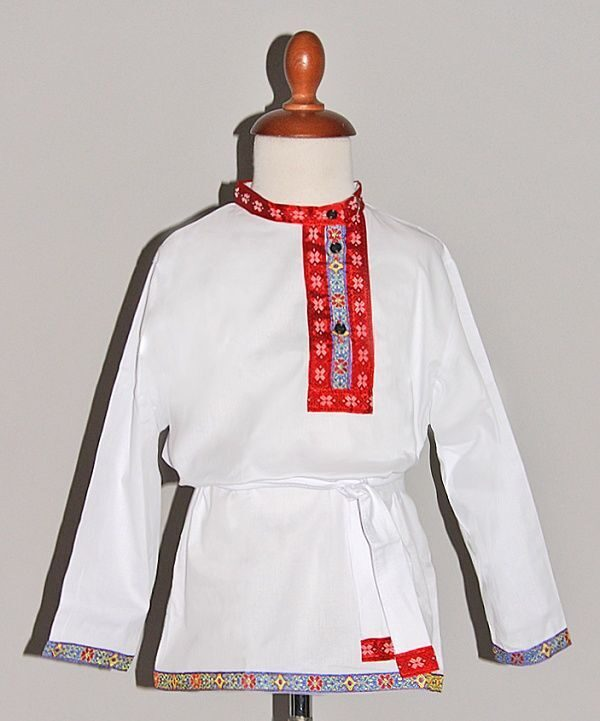 Рубашка Косоворотка Для Мальчика